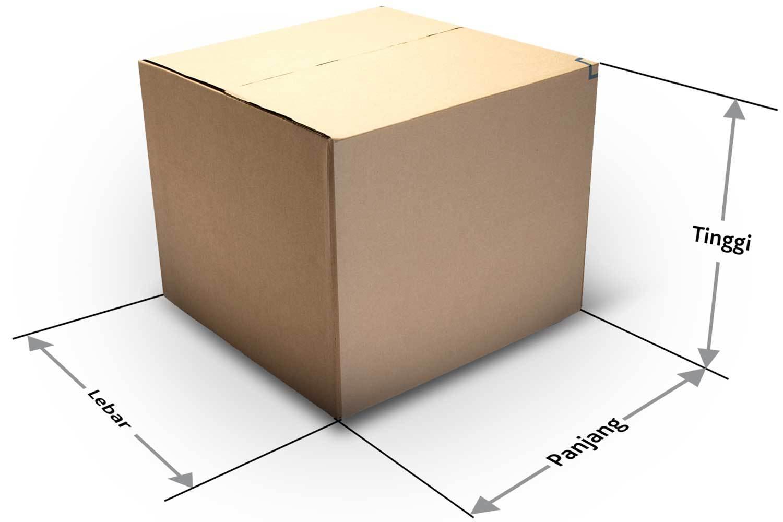 Inilah cara menghitung volume dan kubikasi pada perusahaan pengiriman barang