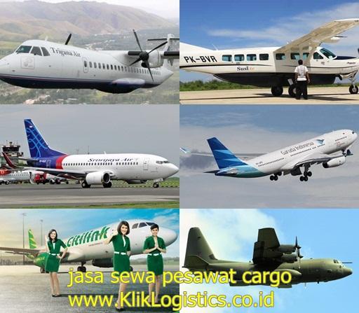 Charter pesawat cargo dan hercules