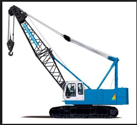 Jasa pengiriman crane crawler