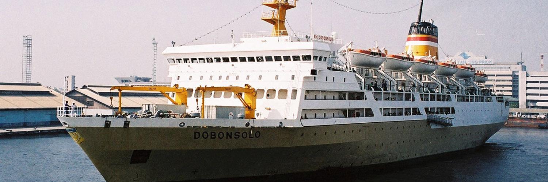 pengiriman kapal laut