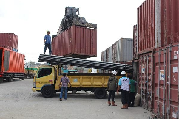 tarif kirim container 40 feet