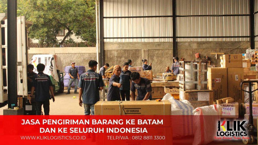 Jasa Ekspedisi Pengiriman Barang Cargo Batam