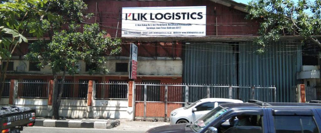 klik logistics di surabaya
