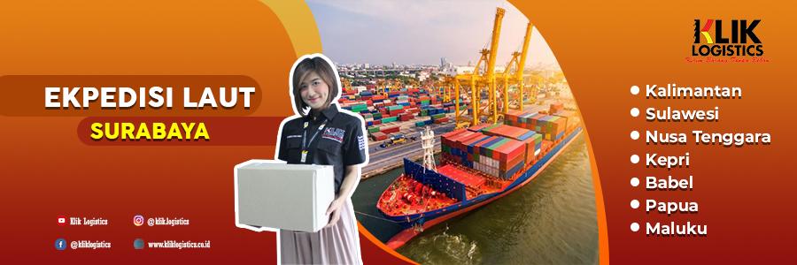 Ongkos Kirim Cargo Laut Surabaya Balikpapan