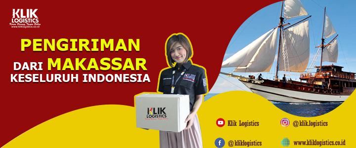 pengiriman dari makassar ke seluruh Indonesia