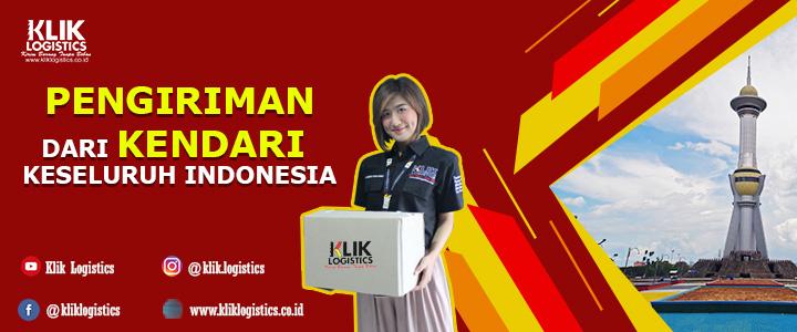 pengiriman dari kendari ke seluruh indonesia