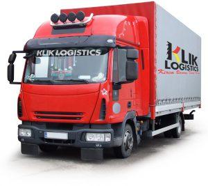 Jasa Pengiriman Cargo Darat Via Truck