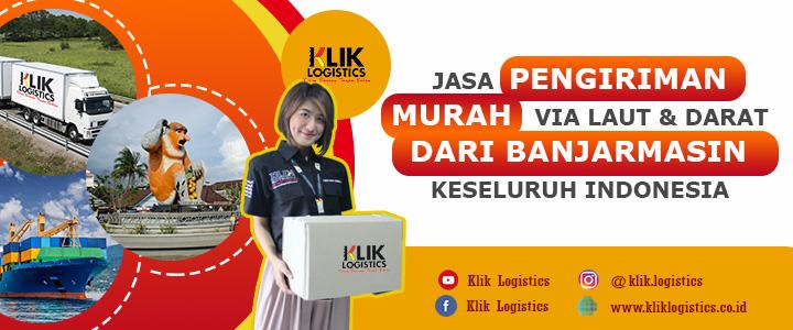pengiriman banjarmasin ke seluruh Indonesia