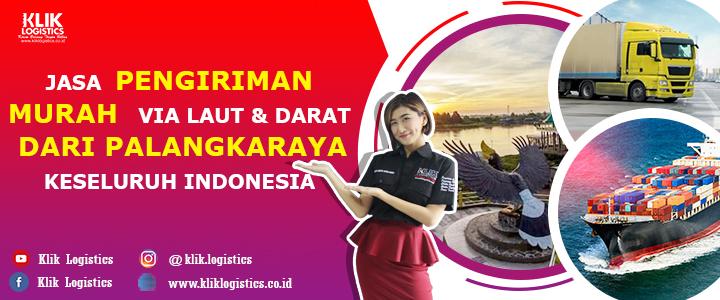 pengiriman barang palangkaraya ke seluruh Indonesia