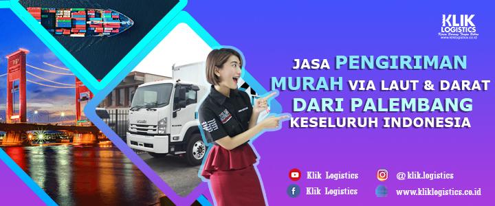 pengiriman dari palembang ke seluruh indonesia