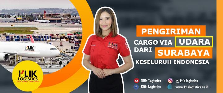 cargo udara Surabaya